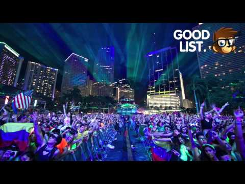 Alesso - Sweet Escape (Nothing Can Stop Us Now) Ft. ID (Ultra Music Festival 2014)