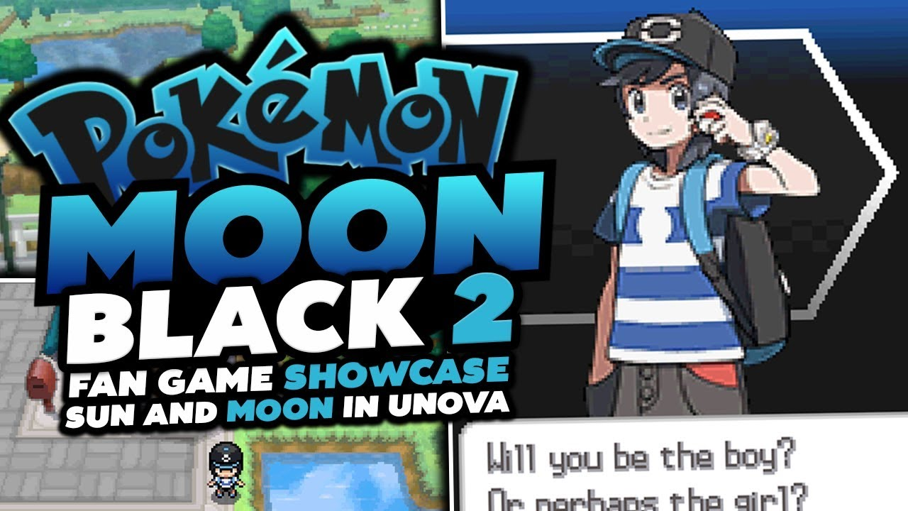 pokemon moon nds rom hacks