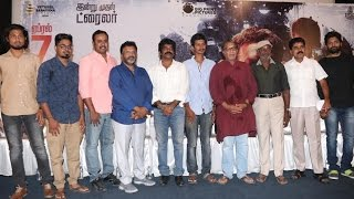 8 Thottakkal Team Meet The Press | Sri Ganesh | Tamilsaga