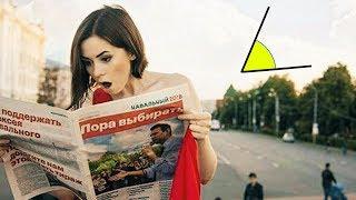 Девушки за Навального - Часть 2 | SLIDESHOW | Острый Угол