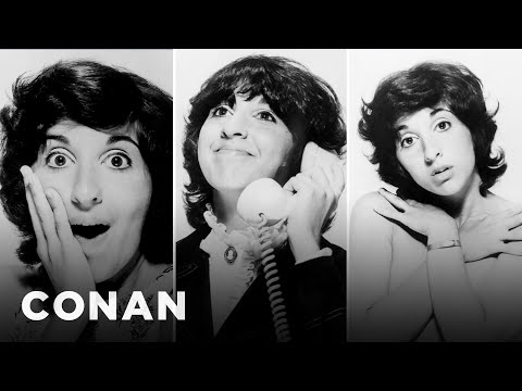 Andrea Martin's Classic Headshots  - CONAN on TBS