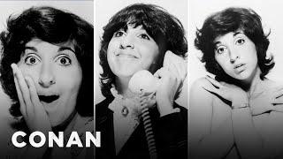 Andrea Martins Classic Headshots  - CONAN on TBS YouTube Videos