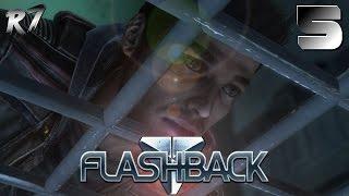 Flashback 2013 Remake PC Longplay 5 - Gameplay [1080p 60FPS]