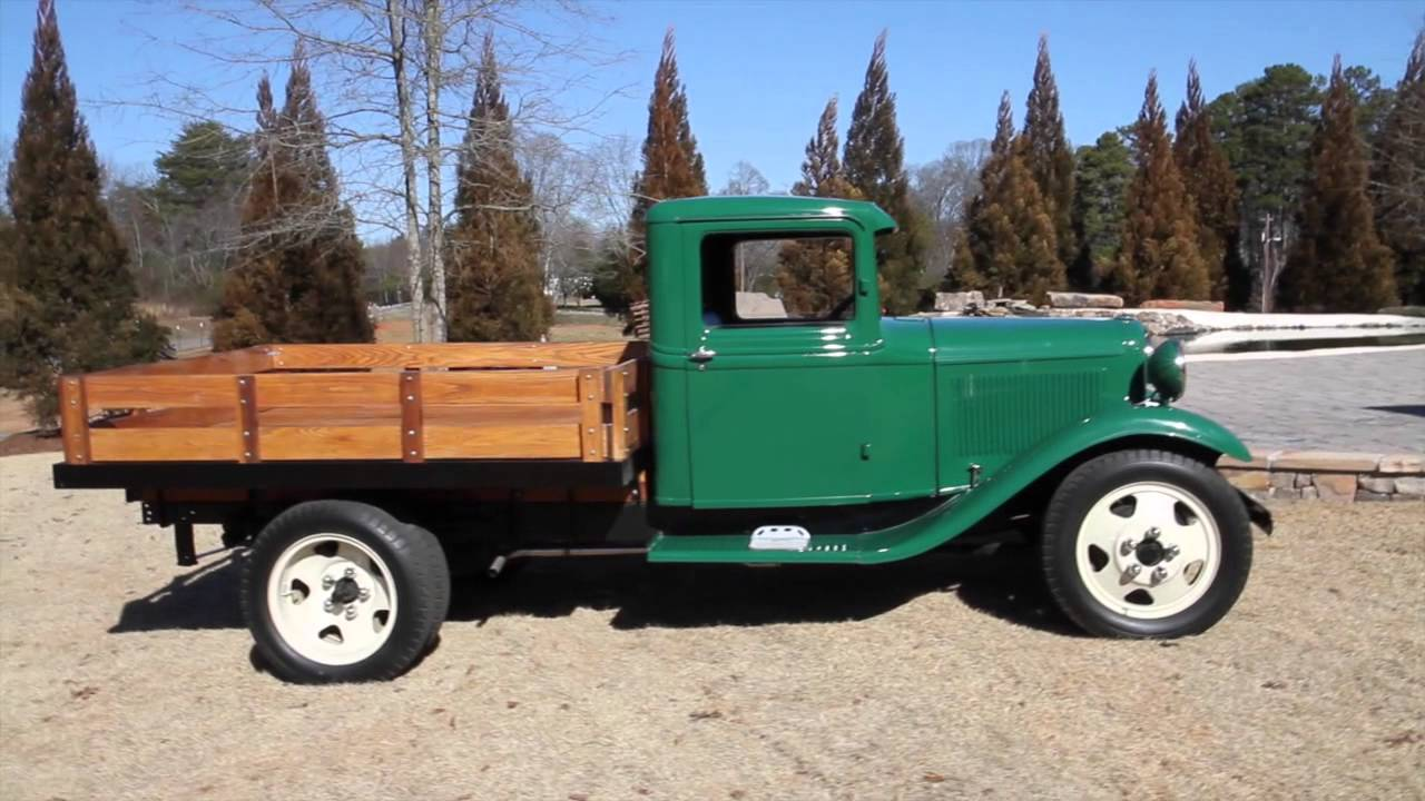 1932 Ford Model B Truck for sale - YouTube