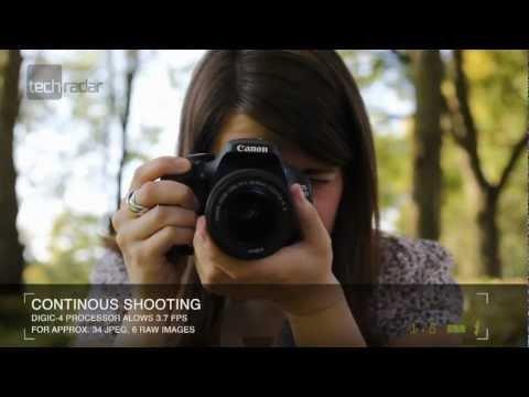 Canon EOS 600D DSLR Camera Review
