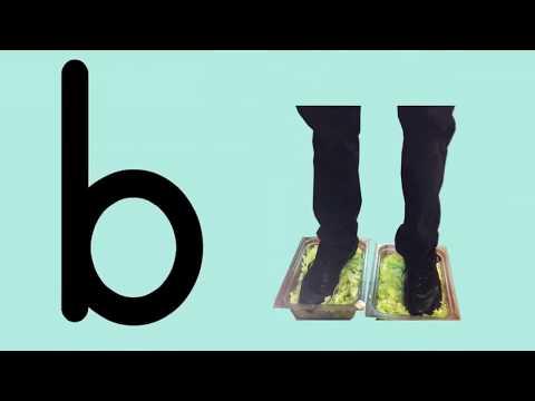 B Is For Burger King Foot Lettuce