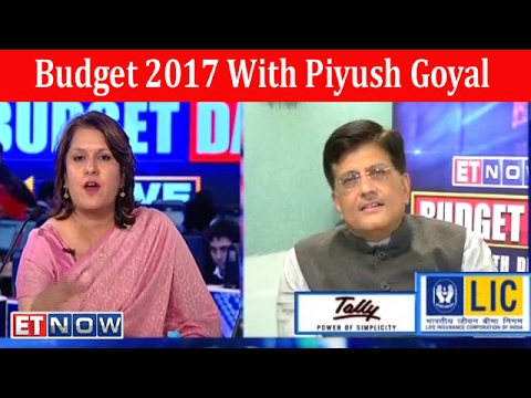 Budget 2017 | In Conversation With Piyush Goyal
