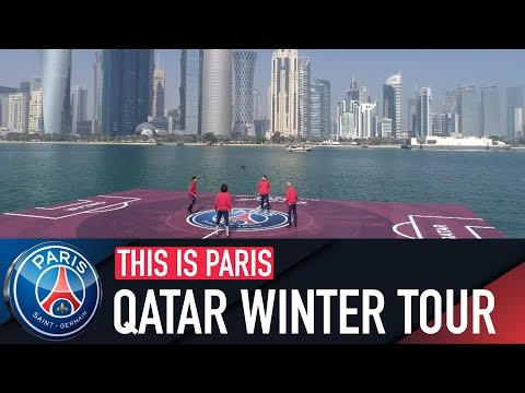 THIS IS PARIS - QATAR WINTER TOUR 2017 (FR)