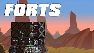 Forts Multiplayer 4v4 - WORST FORTS YOUTUBE VIDEO