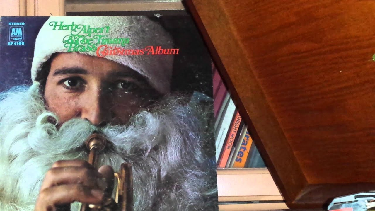 Herb Alpert Christmas Album Las Mananitas - YouTube