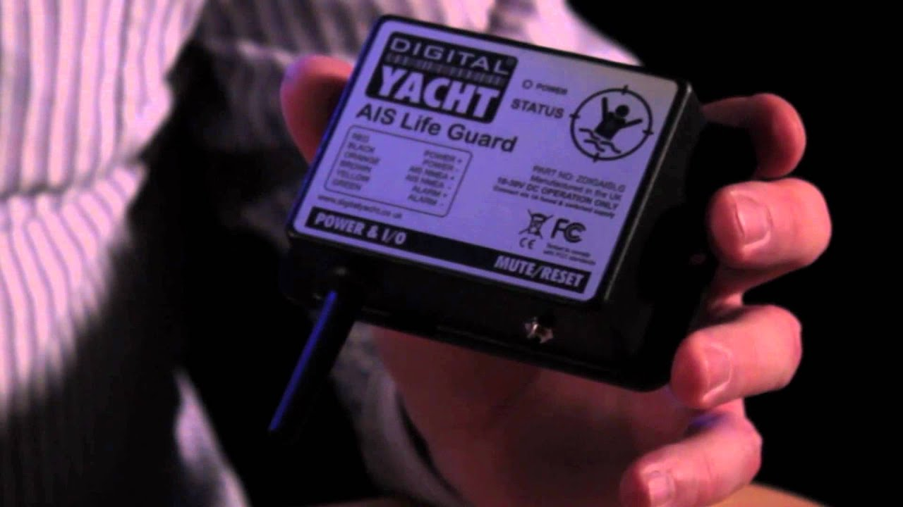 Man Overboard - Are AIS SARTS the Best MOB Devices? – gCaptain