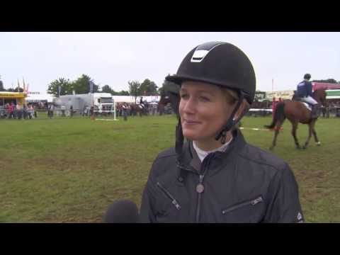 Showjumping - Laura Renwick on her Horses & Stairway Series