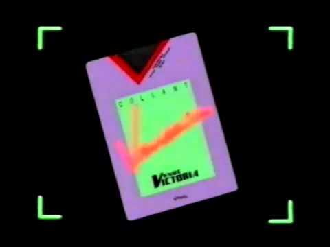 (1994) Διαφημιστικό / Καλσόν Venezzia Venus Victoria