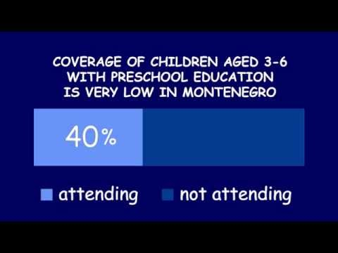UNICEF MNE - Parents from the north of Montenegro and preschool education