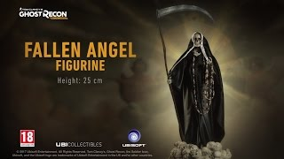 Tom Clancy's Ghost Recon Wildlands: FALLEN ANGEL FIGURINE