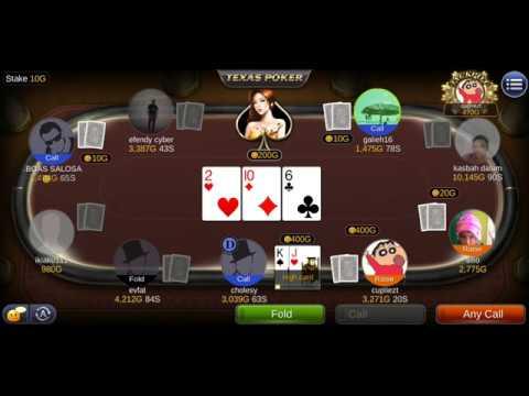 Indoplay Texas Poker Tempat Mengais Gold Dengan Cepat Bondo Gertakan Maut Youtube