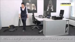 T 12/1 Eco!efficency Dry Vacuum Cleaner - Cupboards Direct Ltd
