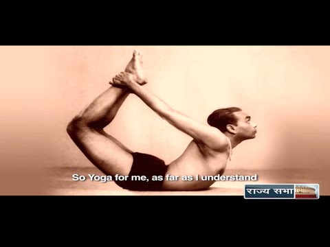 RSTV Documentary - Yoga: Aligning to the source