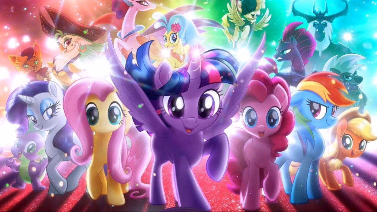 How Old Are The Mane 6 And Spike In MLP FIM