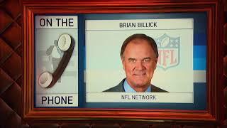 NFL Network's Brian Billick Advice for Kyle Shanahan | The Rich Eisen Show | 1/22/20
