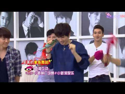 [Vietsub] The Ultimate Group - Nhóm Nhạc Tột Đỉnh - Super Junior - Phần 1 (Ngày 08-08-2014)
