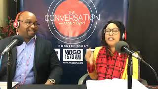 Special Guest Bishop Samuel Mercer - The Conversation with Maria Byrd