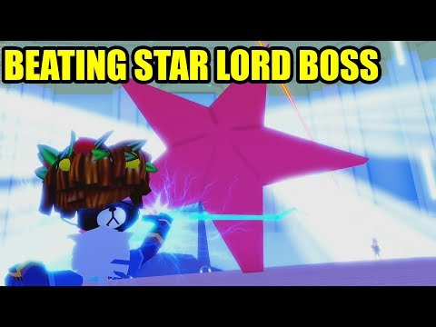DEFEATING The STAR BOSS For The INVISIBLE BOAT | Roblox Mad City
