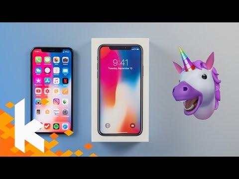 Das iPhone X ist unglaublich! (Unboxing & Erster Eindruck)