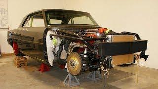 1967 Chevrolet Nova SB2 Twin Turbo 1300hp Build Project