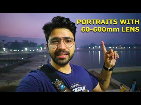 Portraits at 600mm: Pushkar Camel Fair Photography Vlog 3