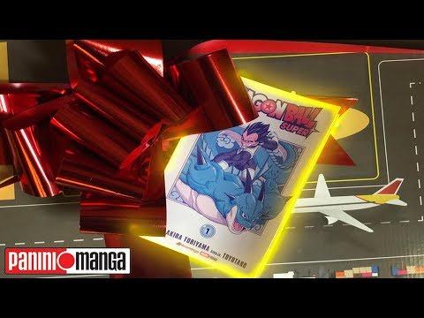 Dash recibe un REGALO NAVIDEÑO de parte de PANINI MANGA MÉXICO