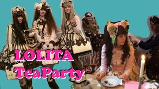 Lolita Tea-party in Stockholm Thumbnail