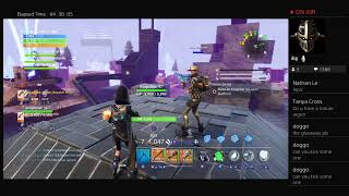 Fortnite save the world huge modded gun giveaway