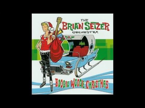 Brian Setzer - Orchestra -  Gettin' In The Mood (For Christmas)