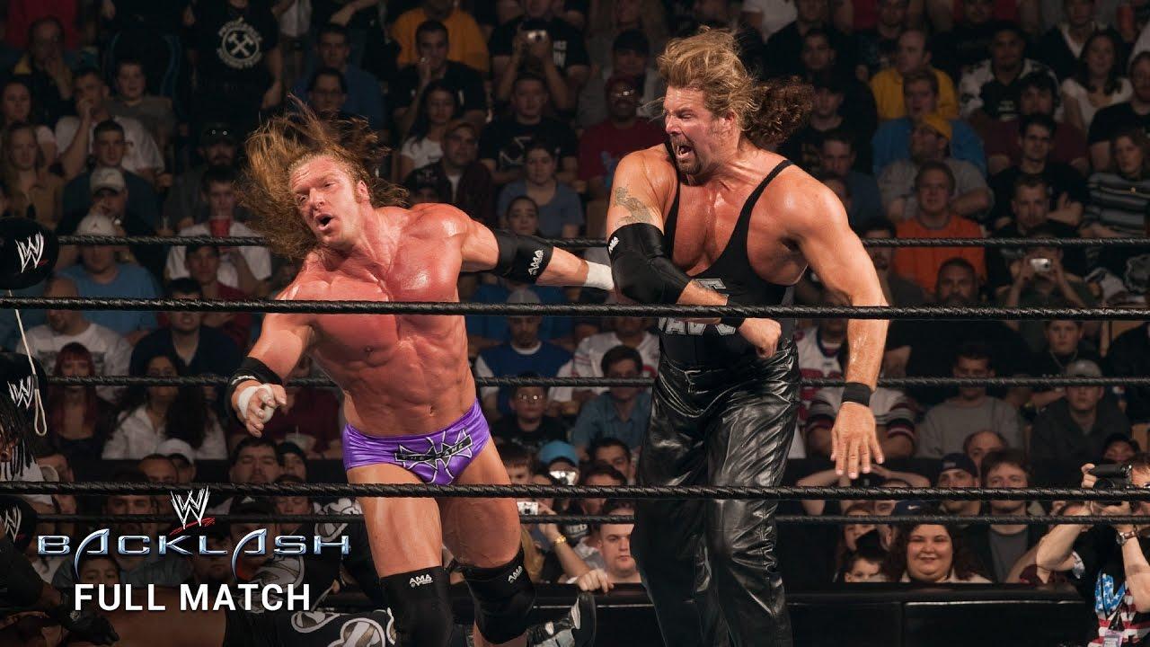 Image result for WWE Backlash 2003  6-man Tag