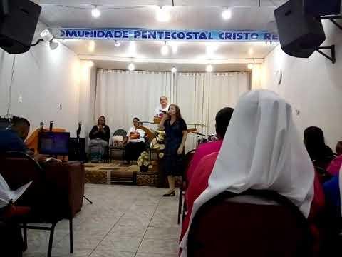 Jô Moreira - Autoridade Maior (Comunidade Pentecostal Cristo Rei)