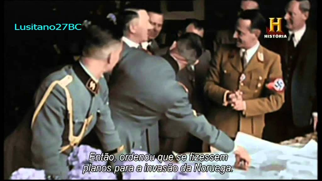 2ª Guerra Mundial a Cores, I #2, World War II in HD Colour - História