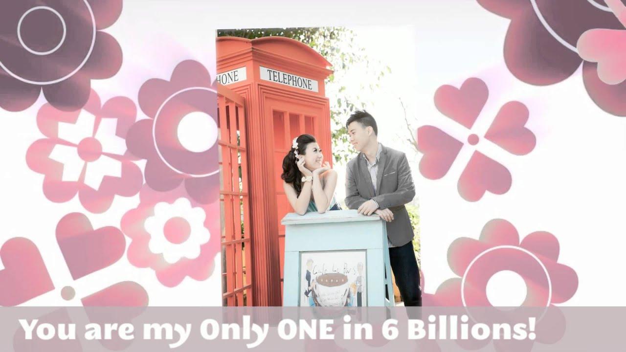Dian Yan & Josephine Taiwan Pre Wedding Photography by 风华绝色 ...