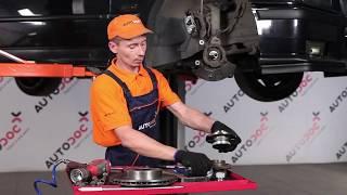 Como substituir rolamentos de rodas dianteiros no BMW 3 E36 [TUTORIAL]
