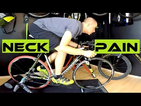 Bike Fit - Neck / Shoulders Pain Syndromes + Fingers Numbness On Mountain And Road Bike.