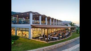 Grand Hotel Holiday Resort 4 Гранд отель Холидей Резорт Греция Крит Херсониссос обзор отеля