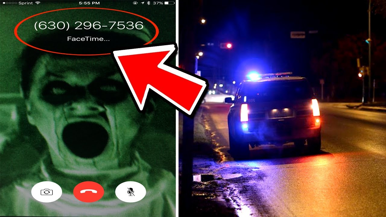 Download Do NOT FaceTime (630) 296-7536 and this is why (Cursed Phone Number)