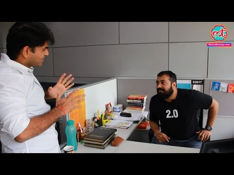 Anurag Kashyap in conversation with 'The Lallantop' Team