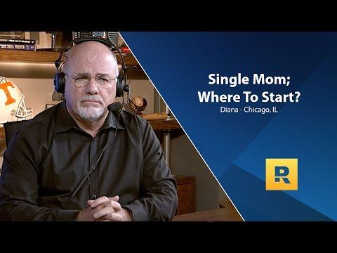 Single Mom - Where Do I Start?