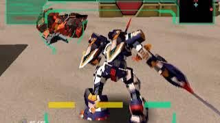 Cyber Troopers Virtual-On Marz (PS2) - Part 3