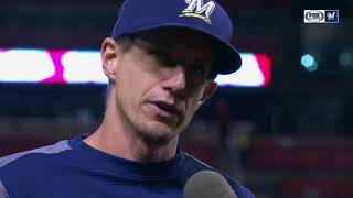 Brewers' Craig Counsell: