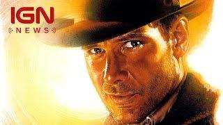 Indiana Jones 5 Officially Announced - IGN News