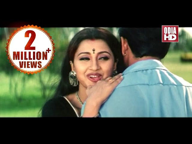 Kahuchi Mo Matha Sindura - Romantic Odia Song | Film - Santana | Sidhanta & Rachana | ODIA HD