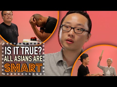All Asians are Good at Math  Is It True?