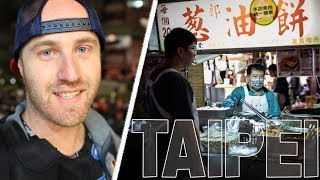 Taiwan First Impressions and Night Market Photography